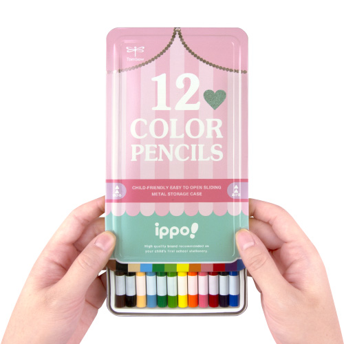 12 Color Case Open